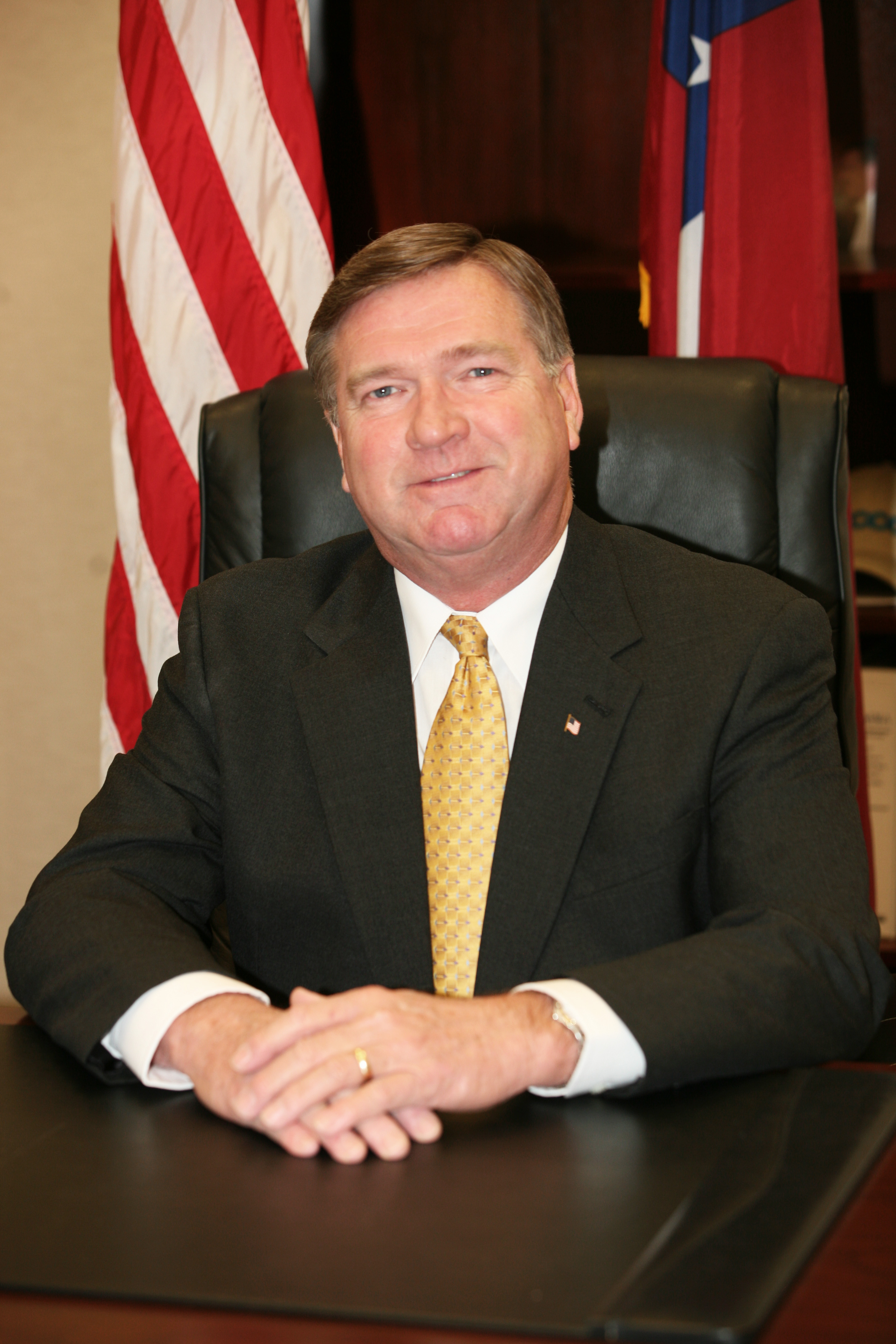 District 3 Commissioner - Mark Wisenbaker