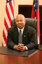 District 4 Commissioner - Demarcus Marshall
