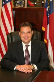 District 5 Commissioner - Clay Griner
