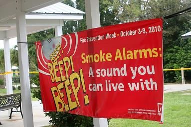 Fire Prevention Banner
